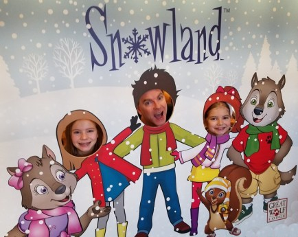Family fun at Snowland at Great Wolf Lodge | © Stuffed Suitcase