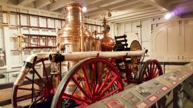 David Crockett Fire Museum