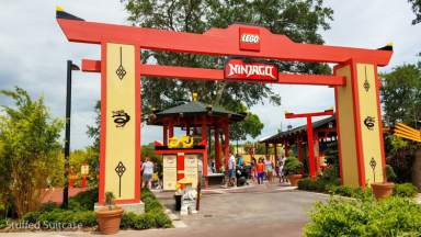 Brand new LEGOLAND NINJAGO World