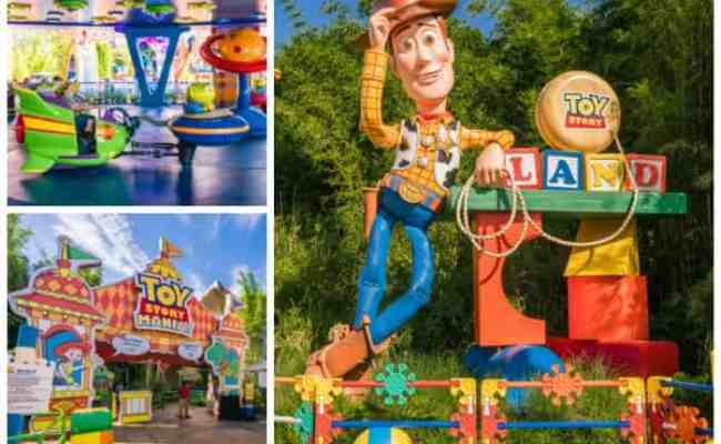 Toy Story Land Ride Secrets And Tips At Disney World
