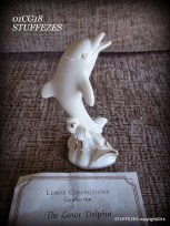 Lenox porcelain dolphin