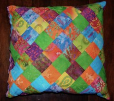 batic charm pillow