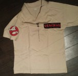 """""""Venkman"""" Uniform shirt from The Ghostbusters"""