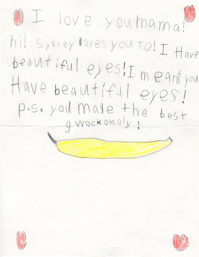 Birthday Cards Stuff Kids Write