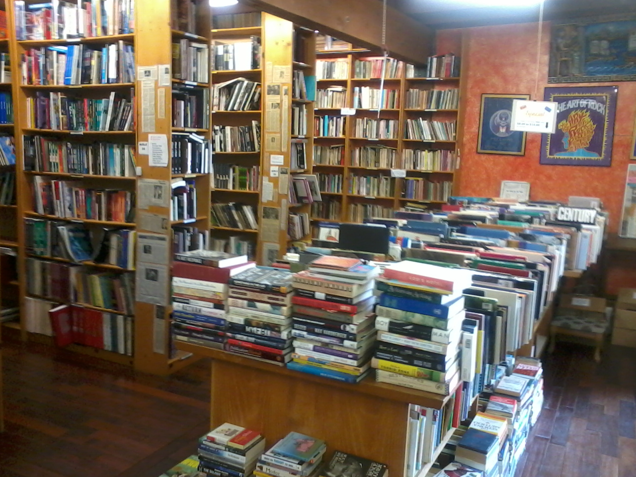 Why The Used Book Store Business Is A Hard Life