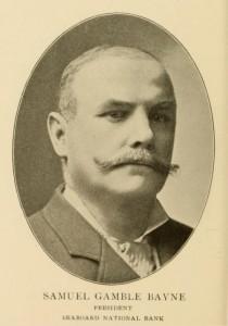 Samuel G Bayne