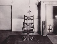 The First Execution By Electric Chair - William Kemmler ...