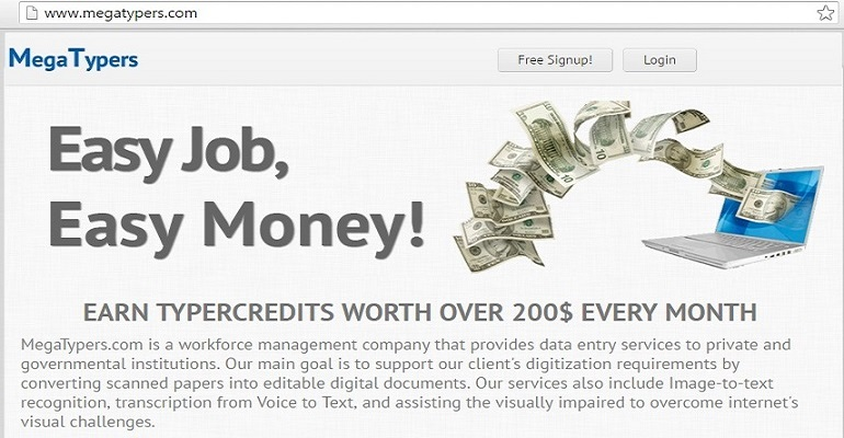 Best site to earn by online captcha entry job