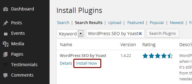yoast-plugin-installation