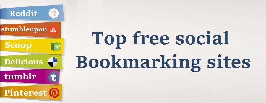 Top free social Bookmarking sites list with Hire PR 2017
