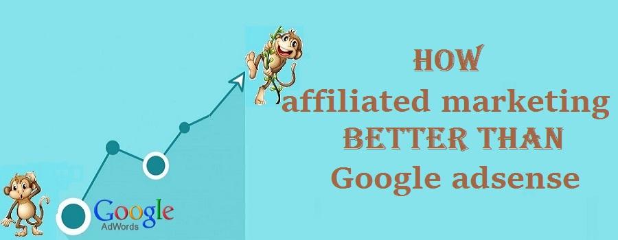 Google adsense vs affiliate marketing- Which one should I choose?