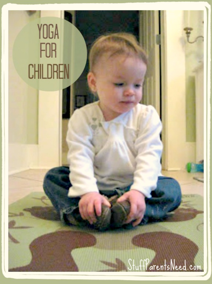 yoga for toddlers