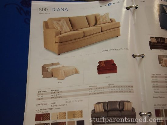 La-Z-Boy Diana sofa