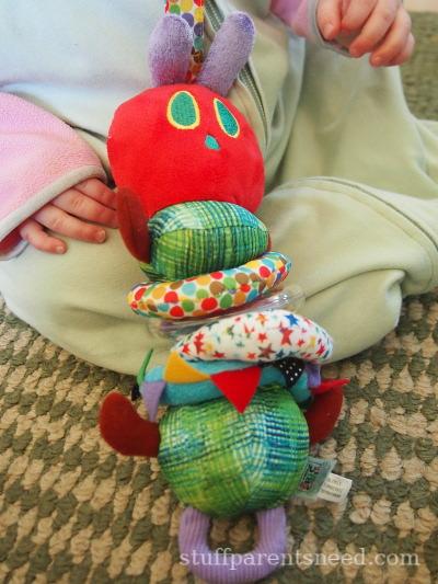 Eric Carle caterpillar