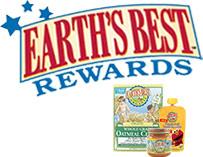 logo for earth's best rewards