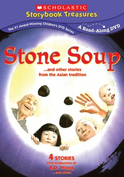 Scholastic Stone Soup DVD cover
