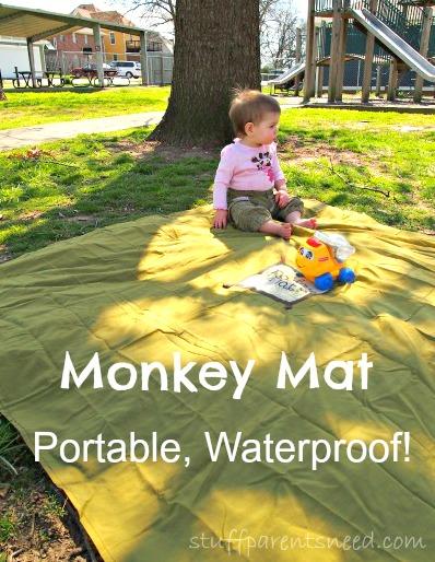 monkey mat portable play mat