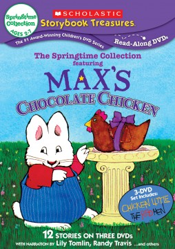 Easter DVD Max's Chocolate Chicken
