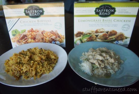 Saffron Road Halal food