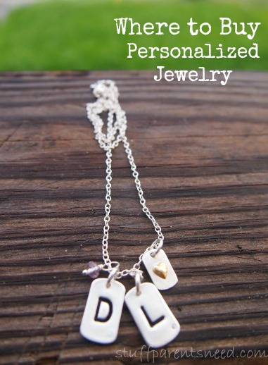 Personalized Jewelry Isabelle Grace