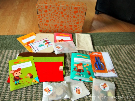 wummelbox craft subscription service