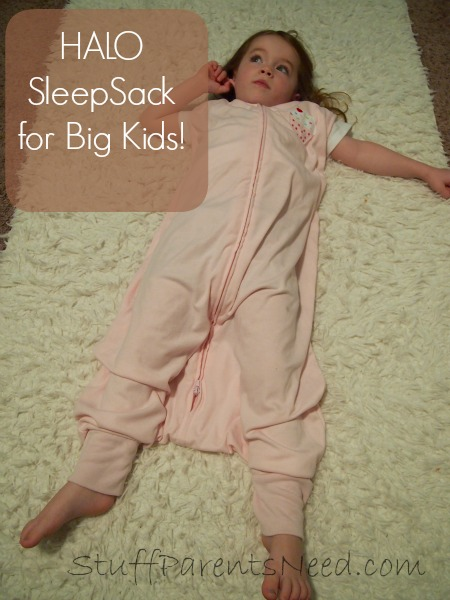 HALO SleepSack Big Kids