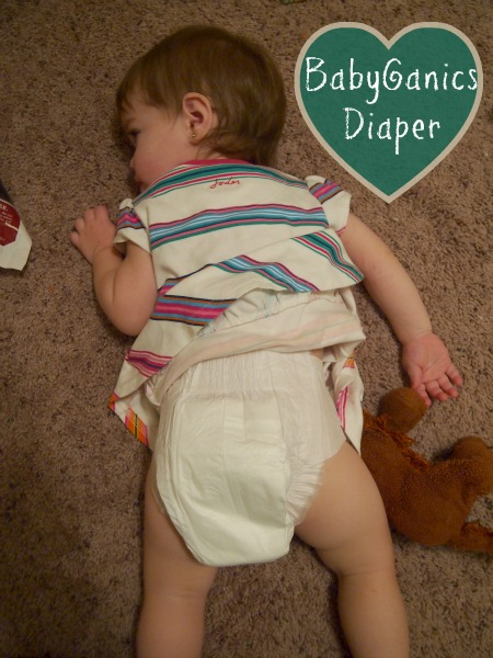 babyganics diaper