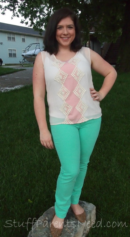 top and blouse from stitch fix (review)