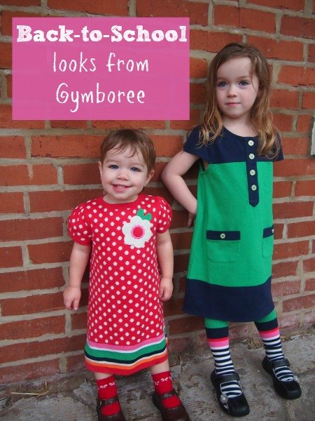 gymboree back to school 2013