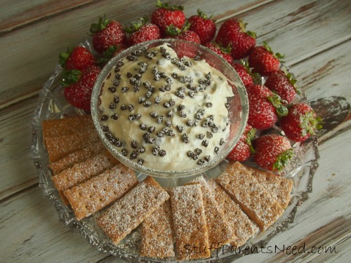 #shop cream cheese cannoli dip