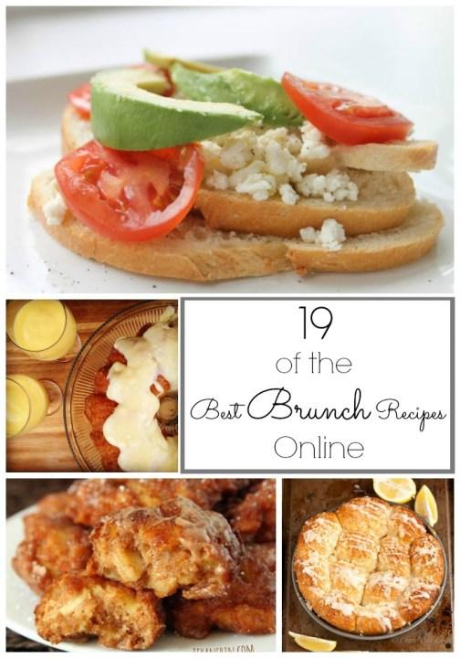 brunch recipes