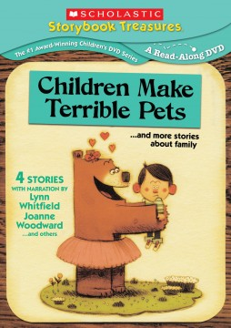 children make terrible pets dvd