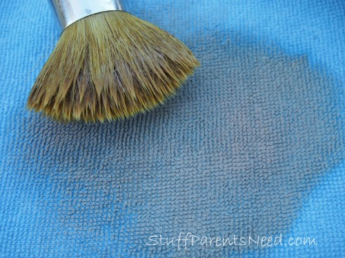 how to clean makeup brushes 6