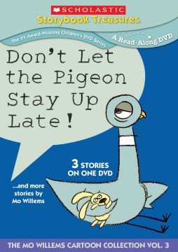 mo willems dvd