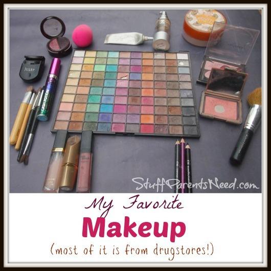 what's in my makeup bag? my favorite makeup 1
