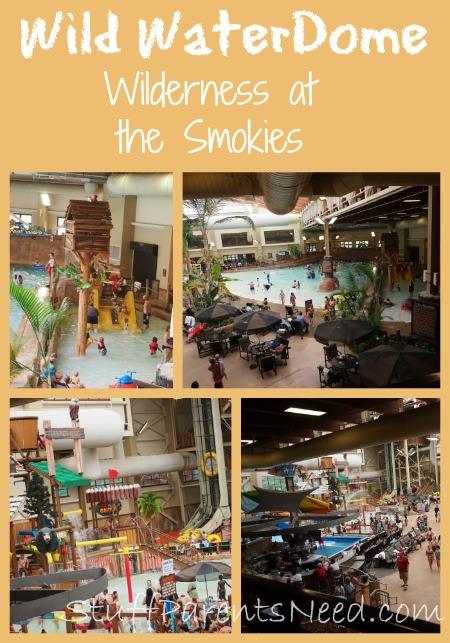 wilderness at the smokies indoor water park