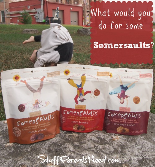 somersaults snacks
