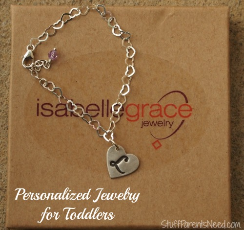 isabelle grace personalized jewelry for kids
