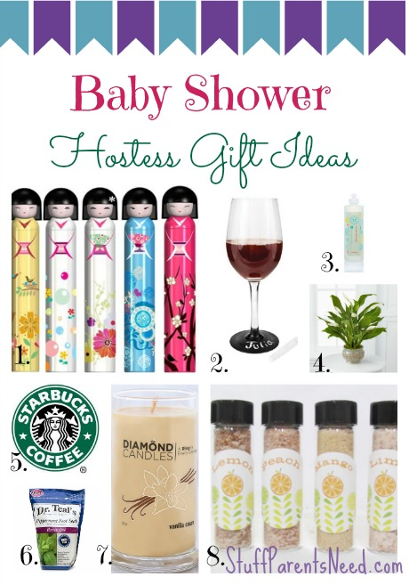 baby shower hostess gift ideas