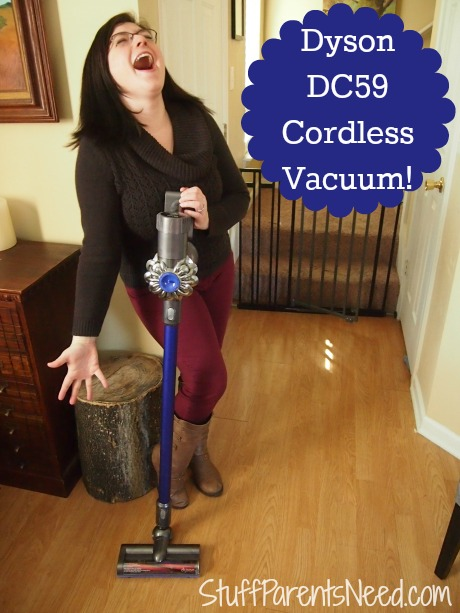 happy with the Dyson DC59 vacuum