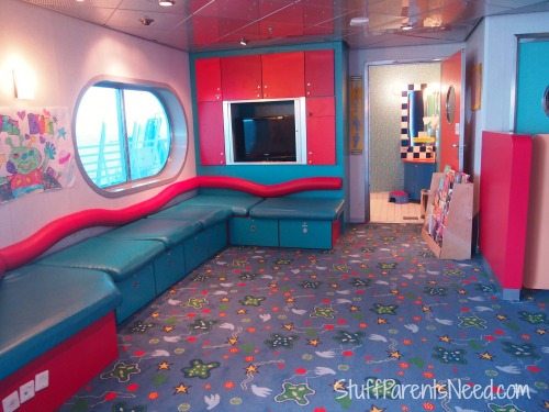 freedom of the seas ocean adventure program