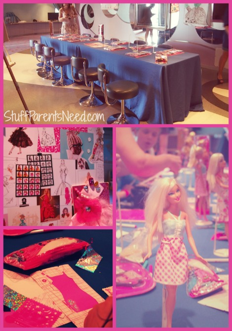 barbie premium experience fashion show