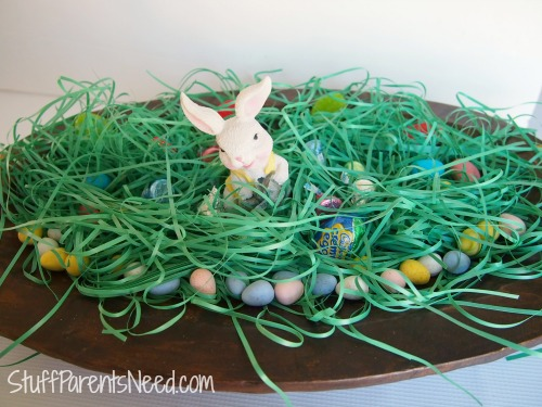 hershey's easter candy craft 1
