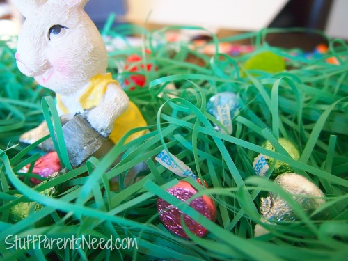 hershey's easter candy craft 7