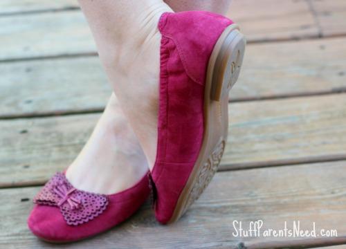 earth footwear butterfly