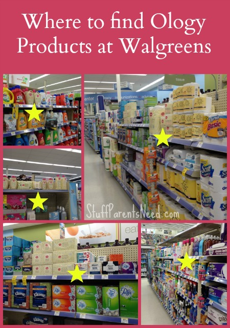 ology products at walgreens