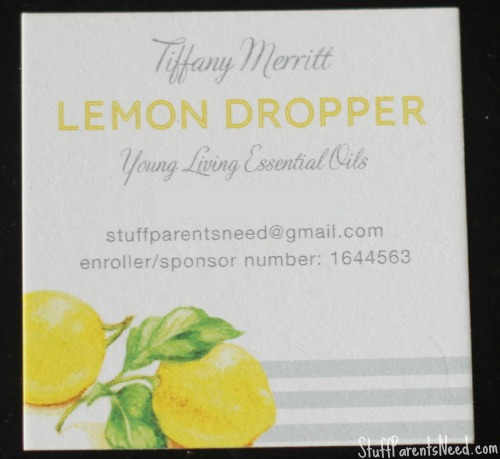 minted lemon business cards 2