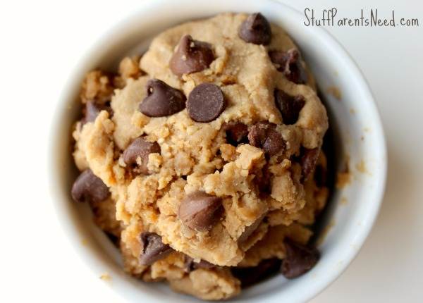 healthy cookie dough recipe