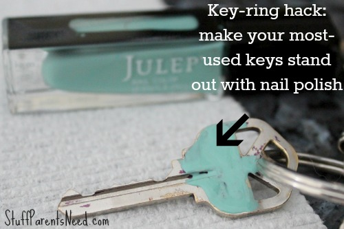 uses for nail polish
