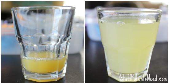 clean eating pineapple water